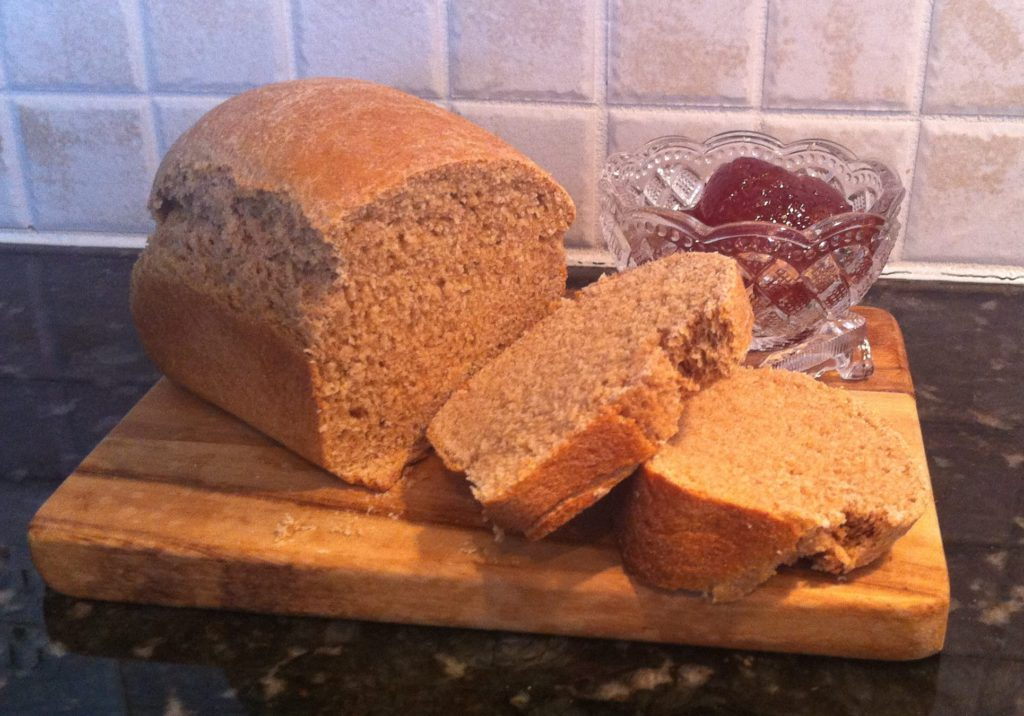 Whole Wheat Bread- American Woman's Cookbook