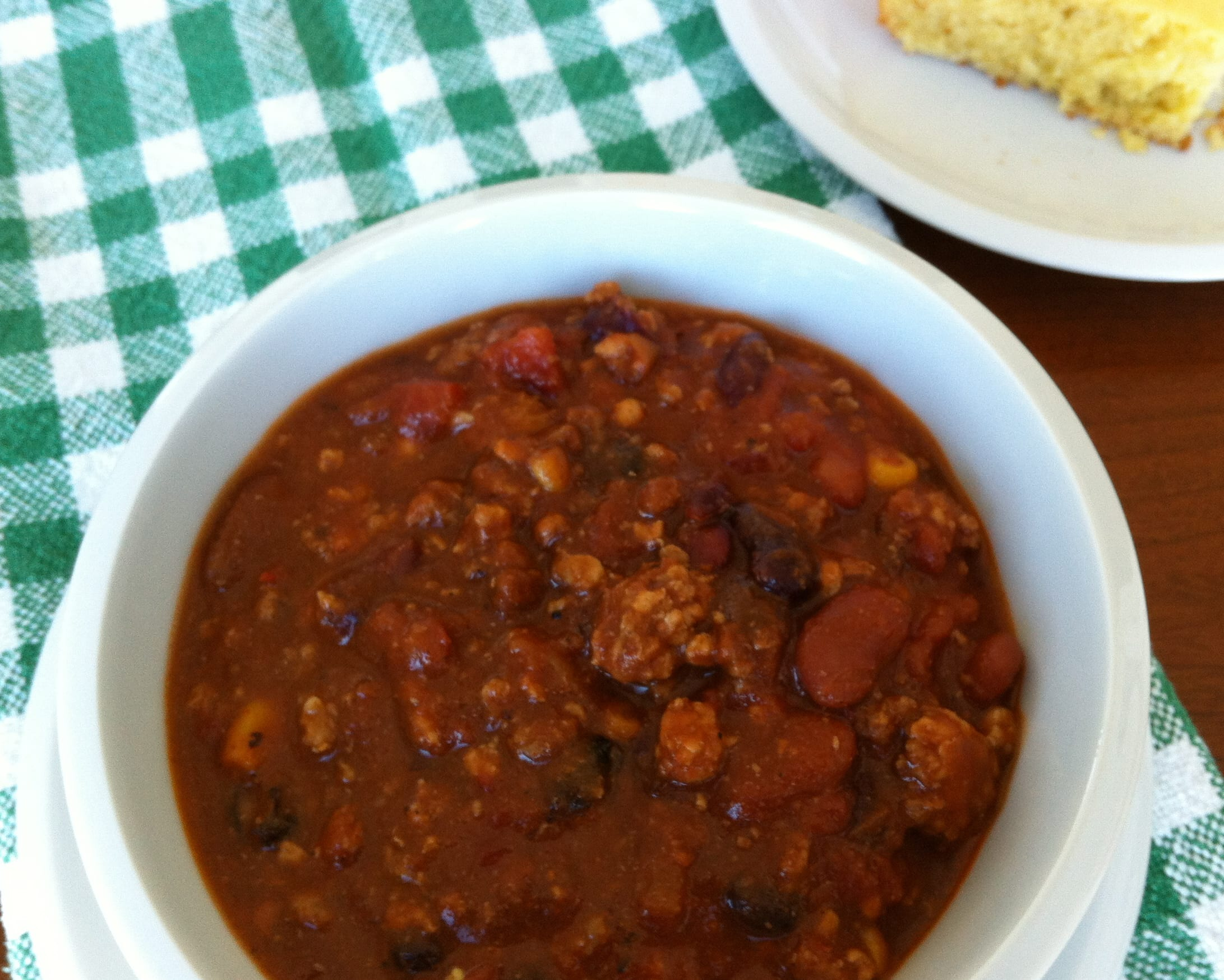 Brown Family Chili Recipe