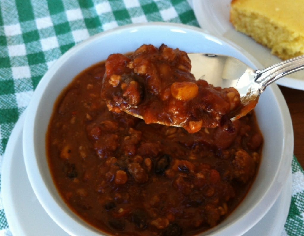 Chili – A Brown Family Recipe