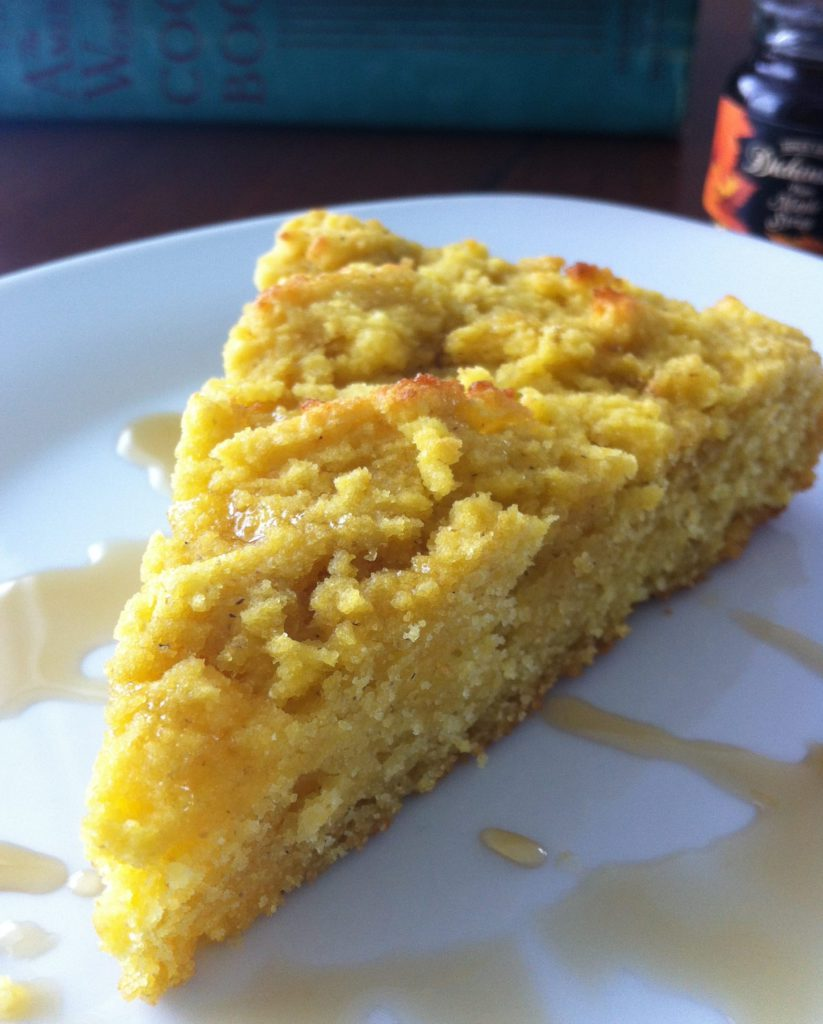 Northern Johnny Cake – American Woman's Cookbook