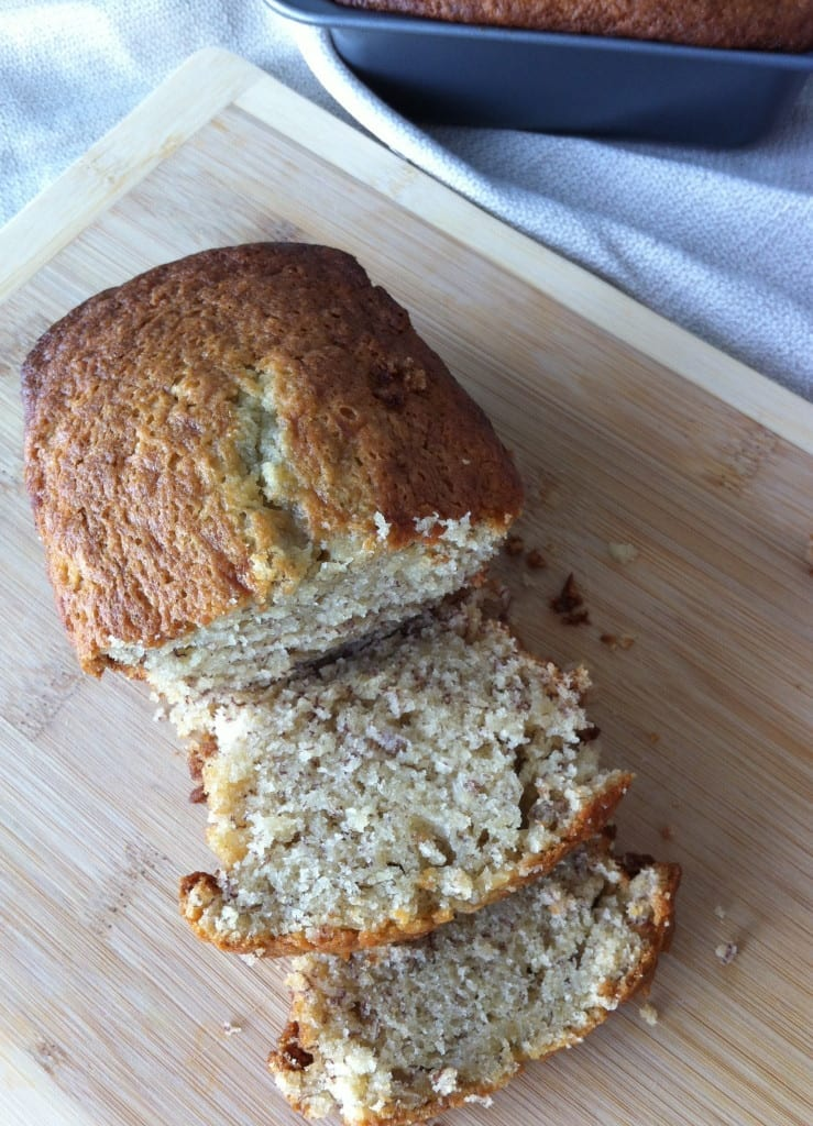 Old Fashioned Banana Bread