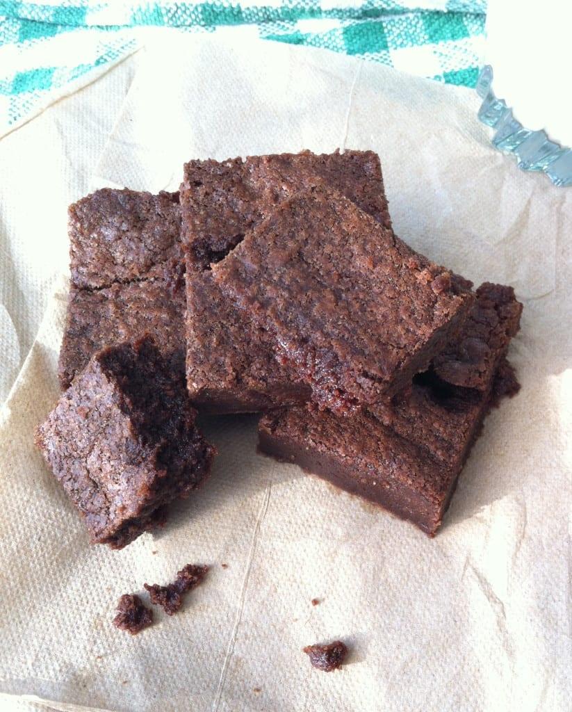 Rich, Fudgy Brownies