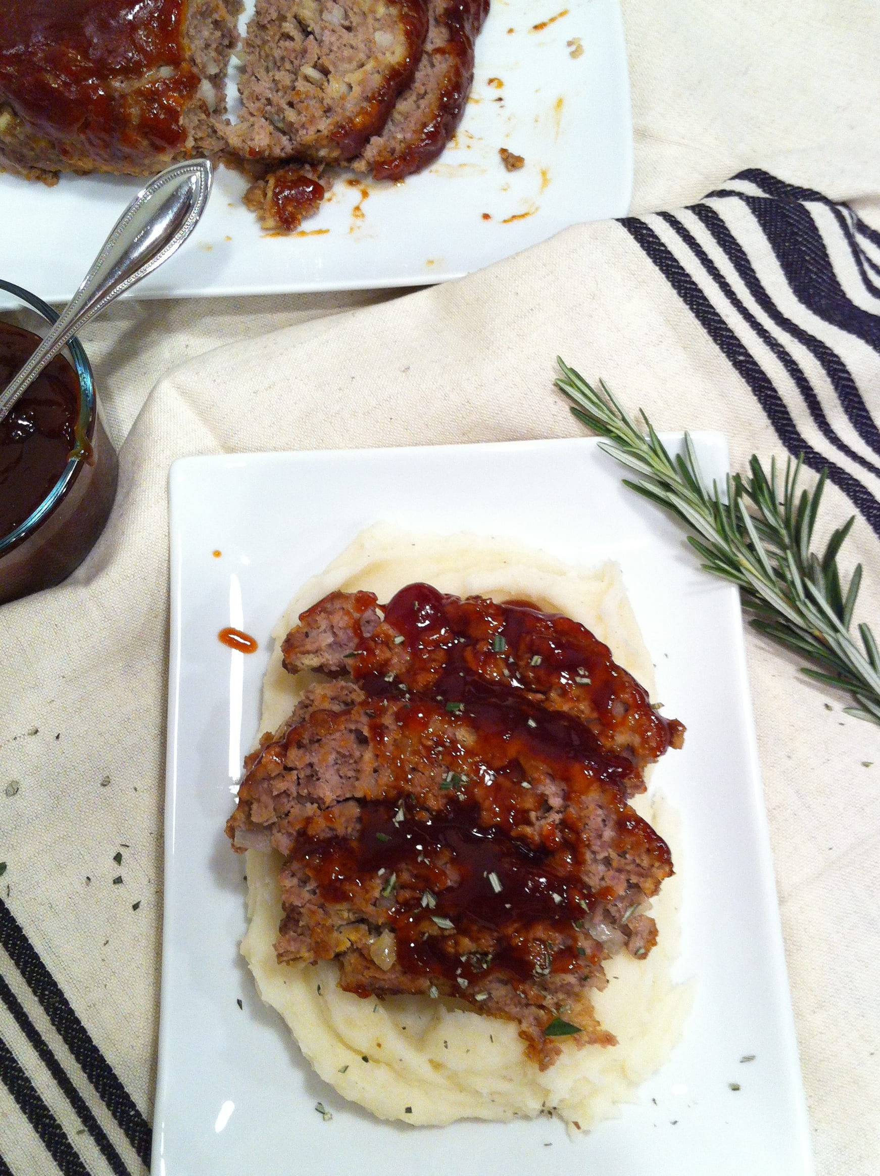 Brown Sugar Meatloaf - Not your Grandma's Meatloaf but just as amazing ...