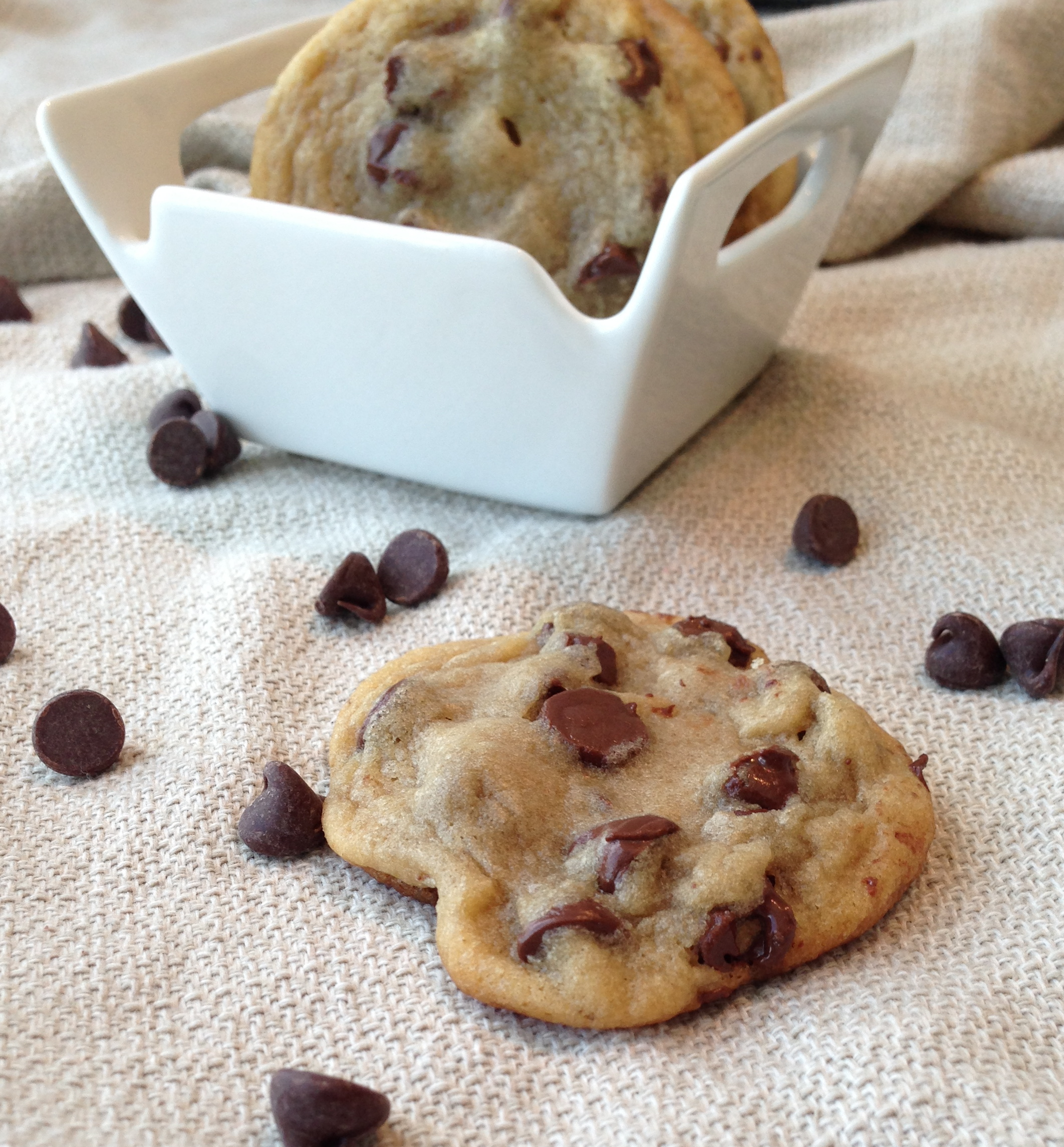 American style chocolate chip cookie recipe - Food for health recipes