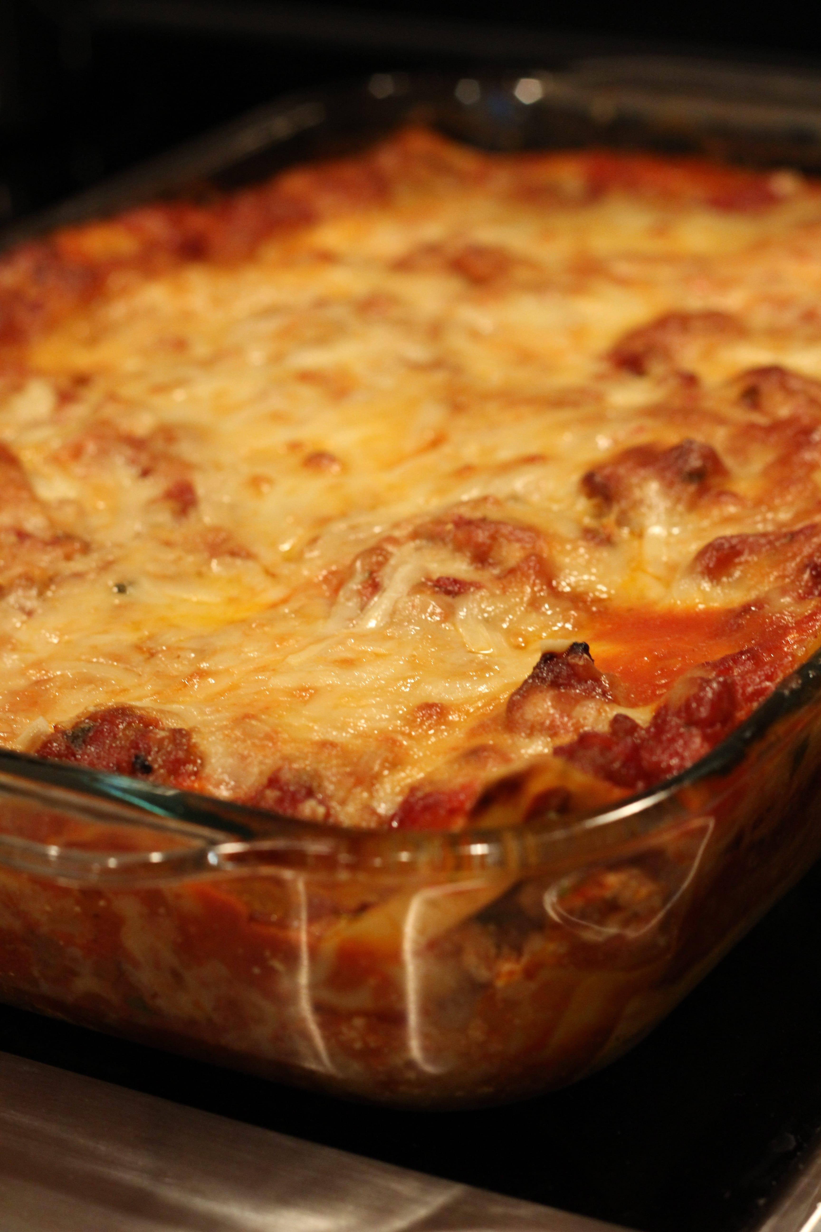 The Best Lasagna EVER!