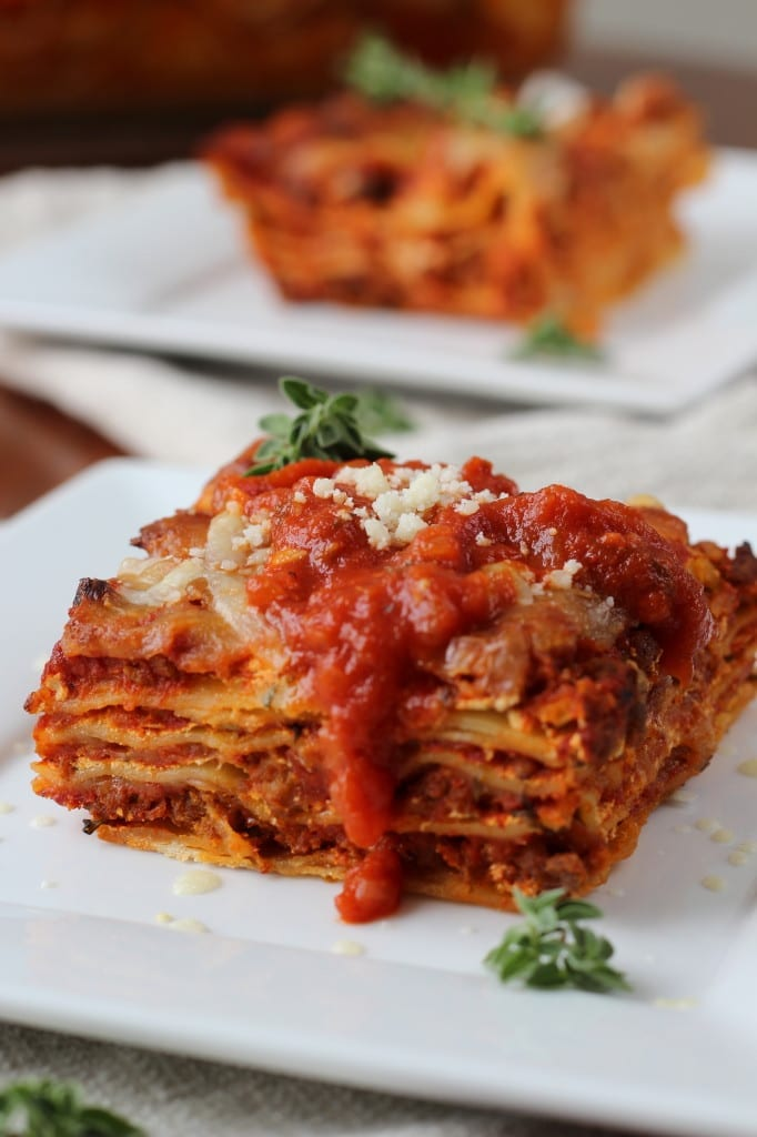 The Best Lasagna EVER!