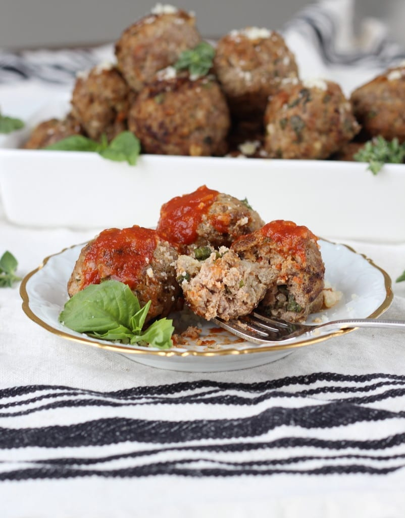 Real Italian Meatballs