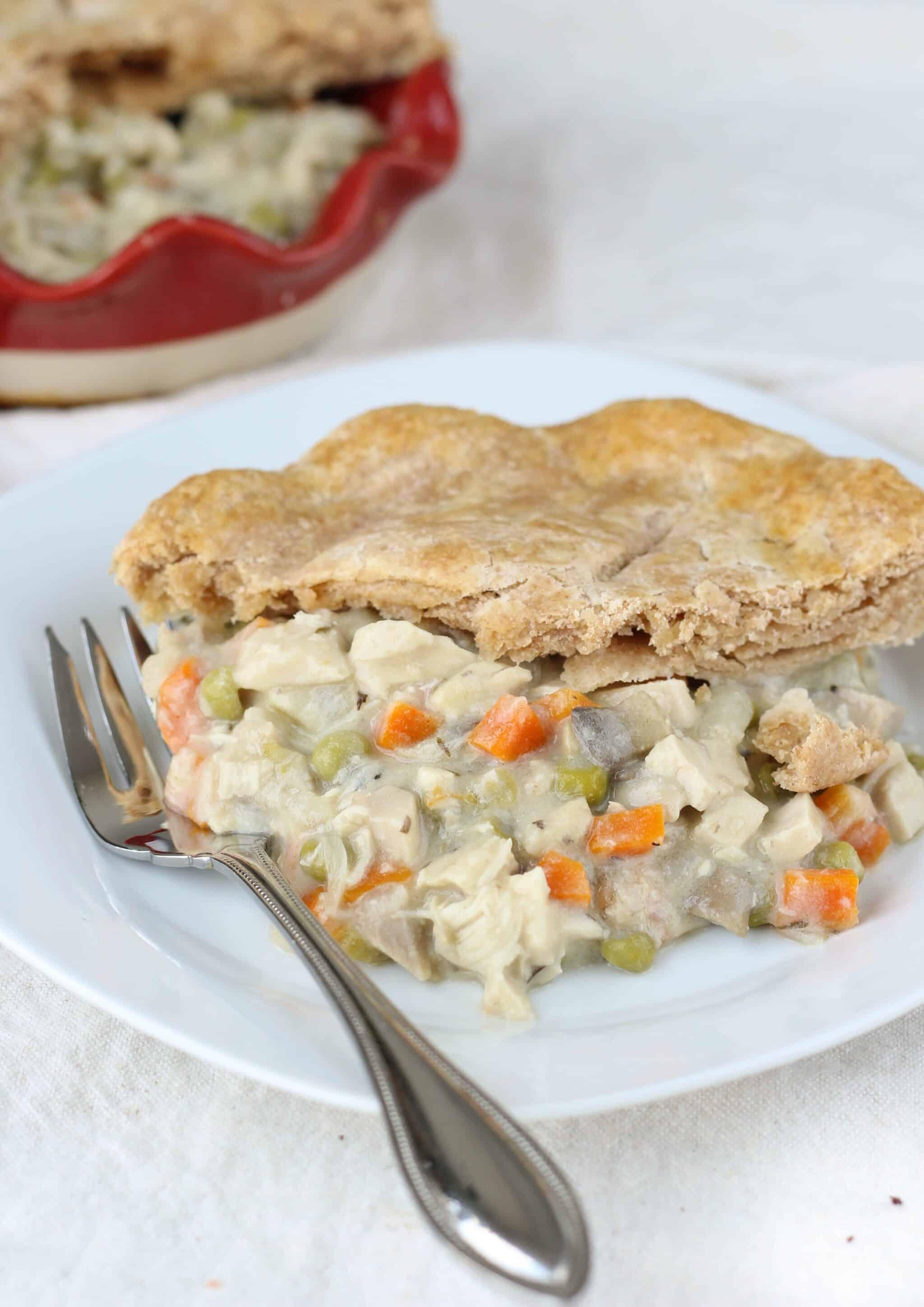 chicken pot pie homemade chicken pot pie chicken pot pie a creamy ...