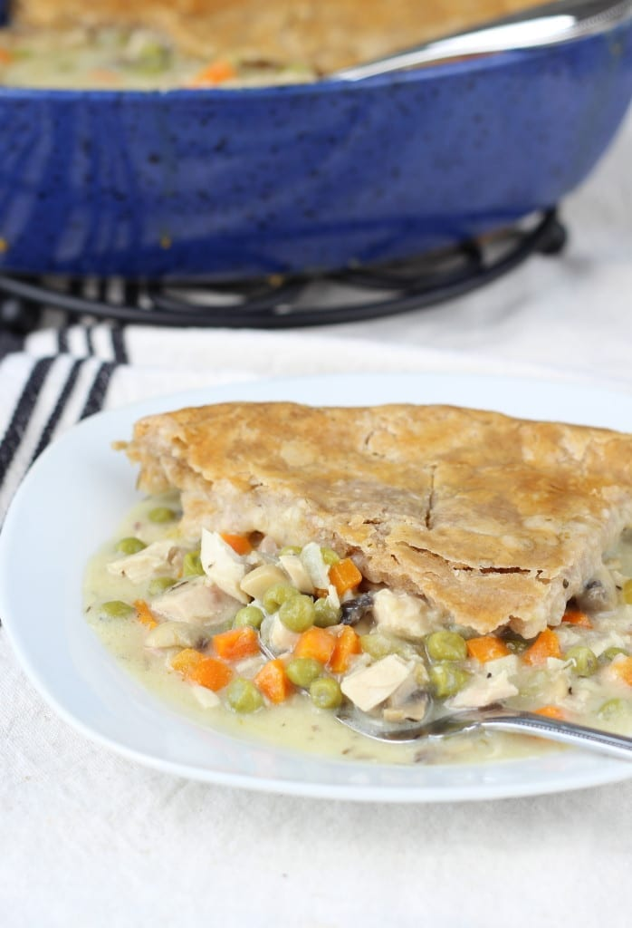 The BEST Chicken Pot Pie