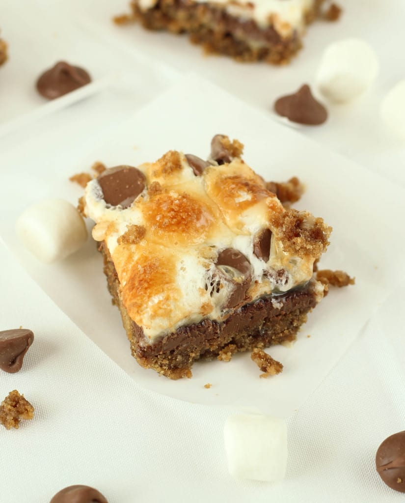 Jun 14,  · Recipes; Ooey, Gooey, Chewy S'more Bars. These fantastic dessert bars have a crust like an oatmeal cookie, an inside gushing with marshmallow, and delicious chocolate on top/5(31).