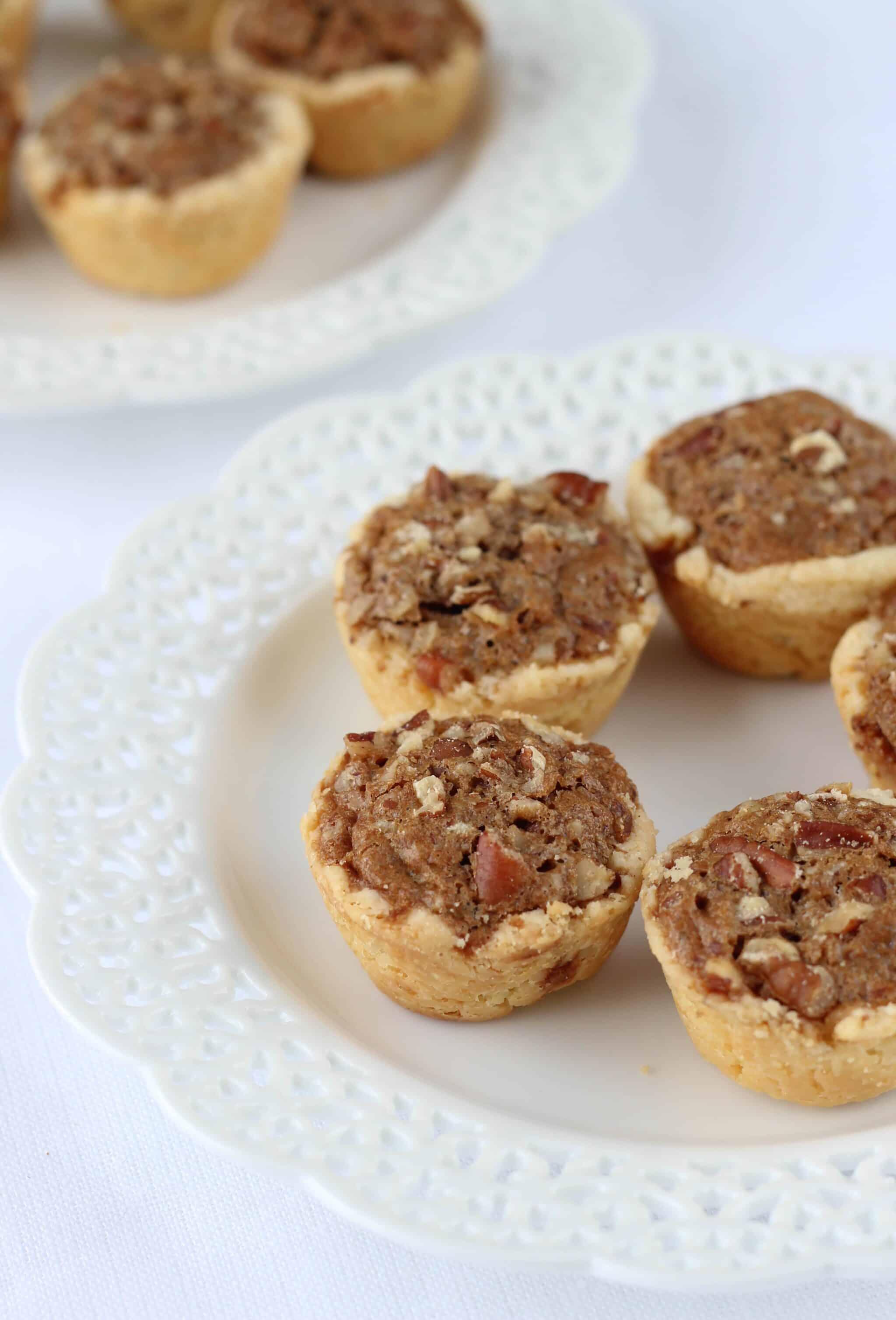 ... Great-Grandmother Rosa's Pecan Tassies - American Heritage Cooking