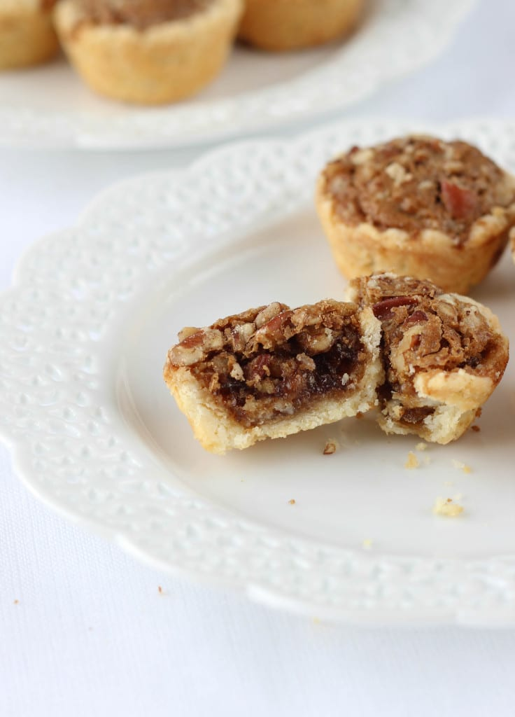 My Great-Grandmother's family recipe for pecan tassies!