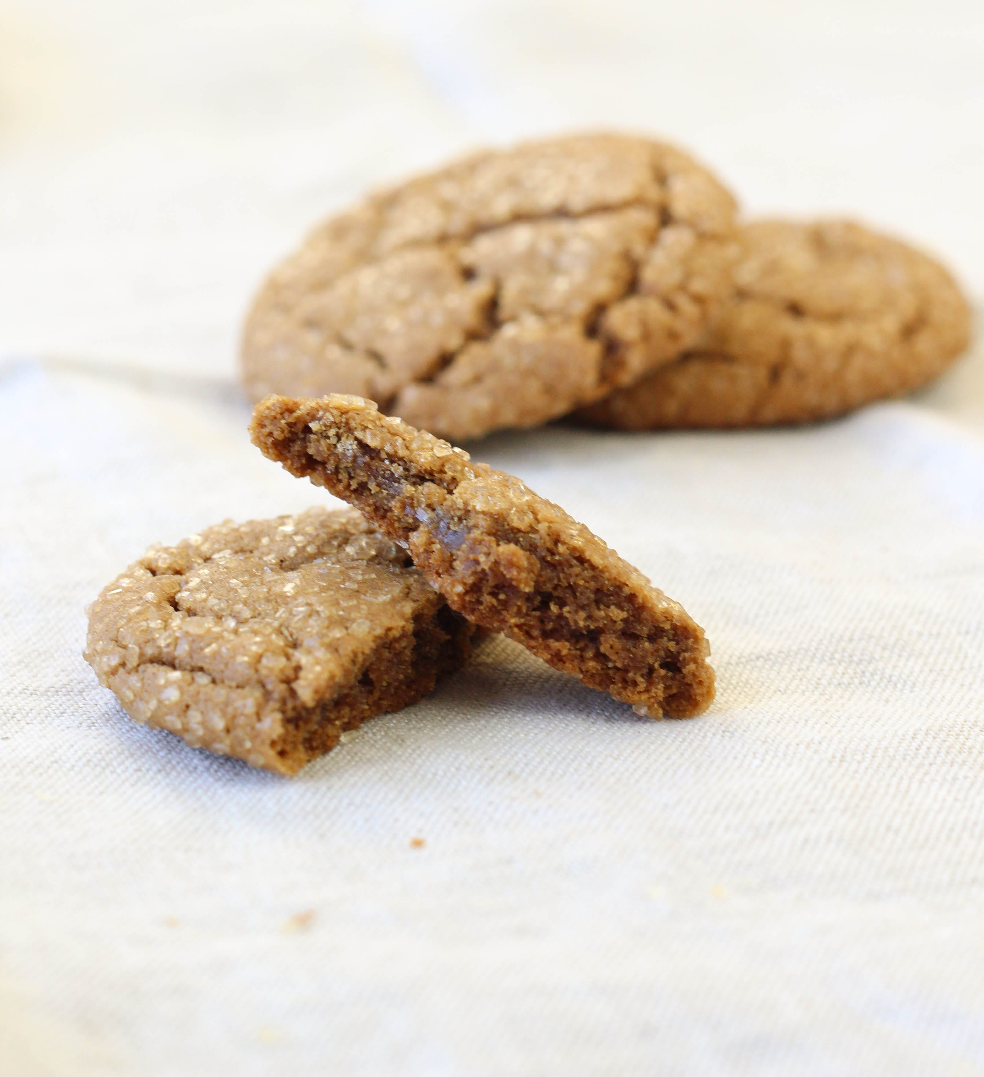 Molasses Spice Cookies - American Heritage Cooking