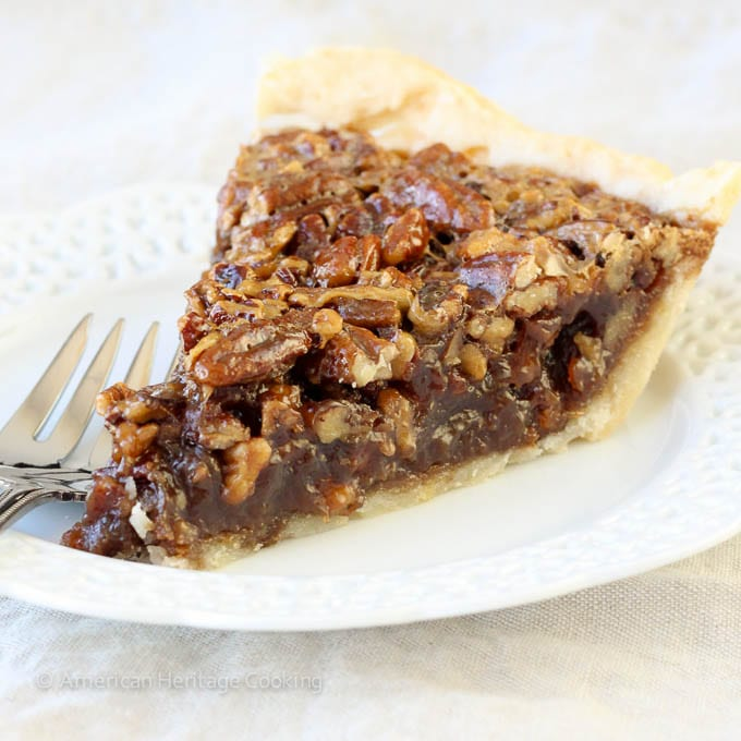 Classic Pecan Pie and the Epic Piecrust Disaster