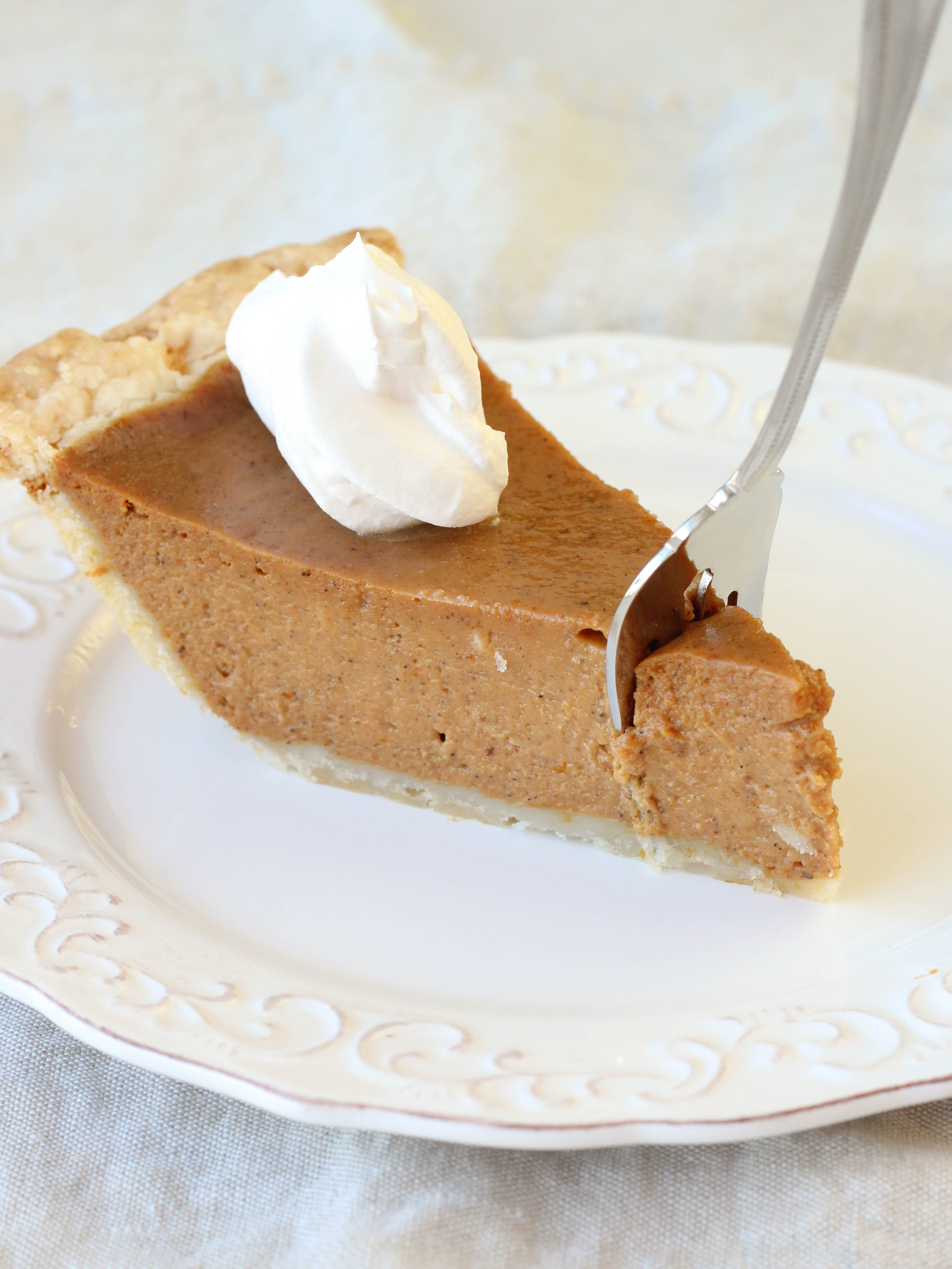 Easy Foolproof Pumpkin Pie - American Heritage Cooking