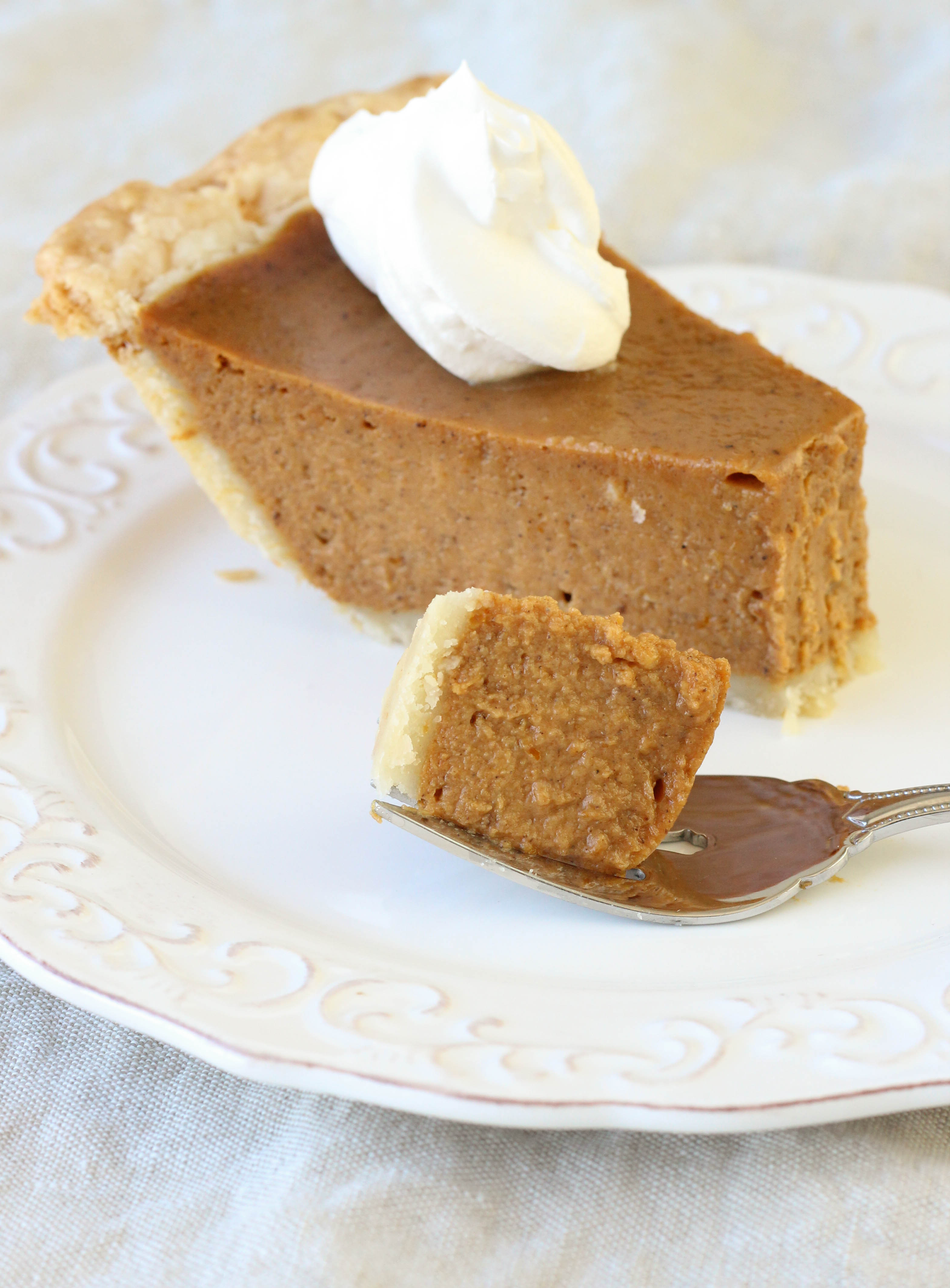Easy Foolproof Pumpkin Pie - American Heritage Cooking