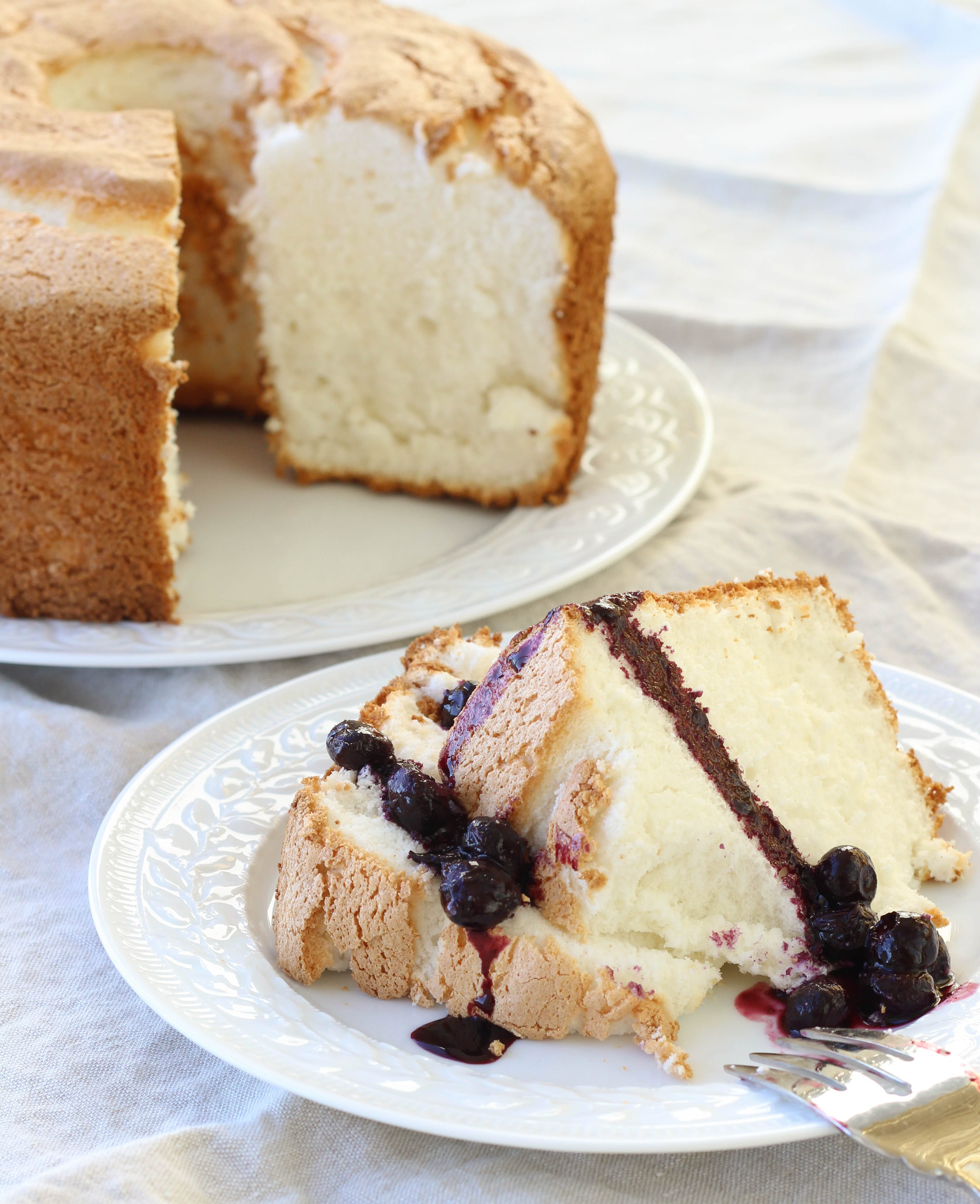 Pineapple Rum Cake Recipe: Cherry Delight With Angel Food Cake