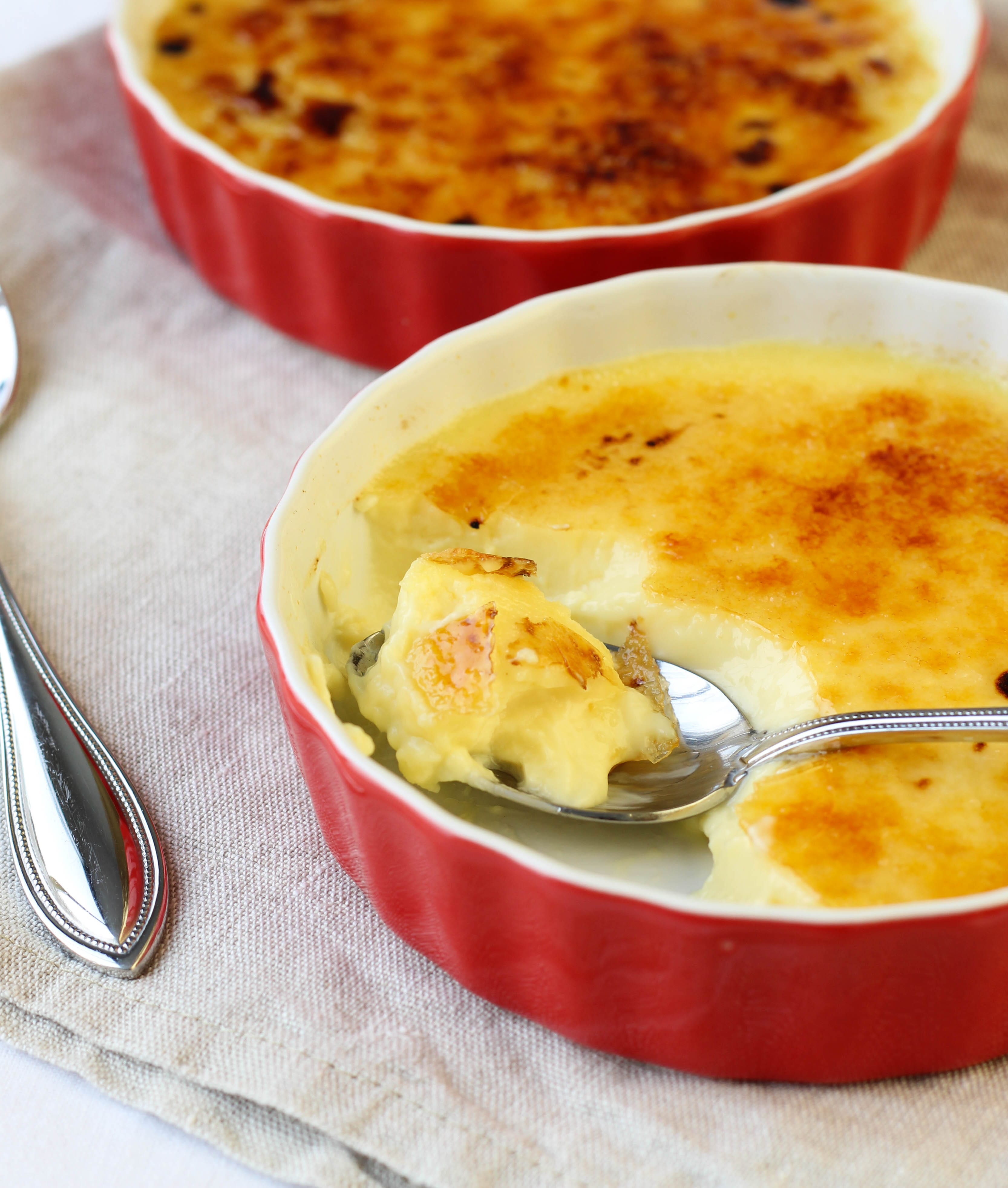 Crème Brûlée – Perfect Portion For Two! - American ...