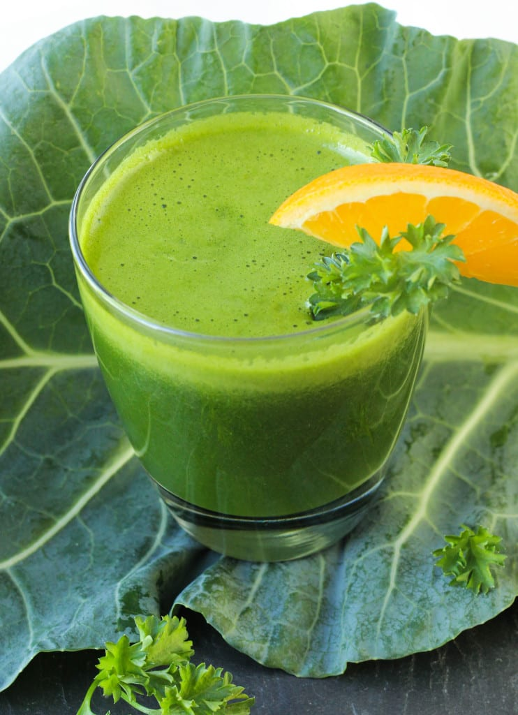 Kale Power Juice