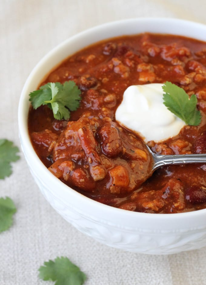 Sherry Cilantro Chili