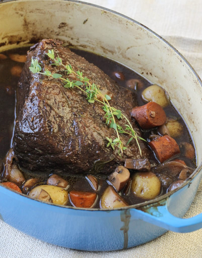 Classy Pot Roast