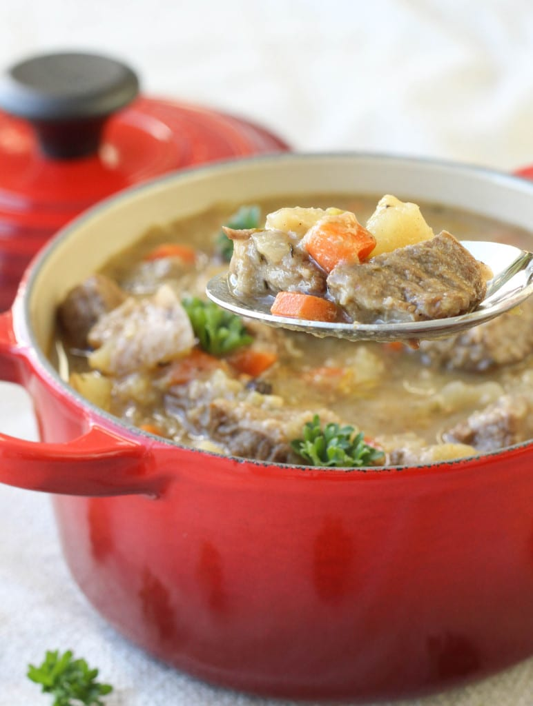 Heritage Beef-Vegetable Stew