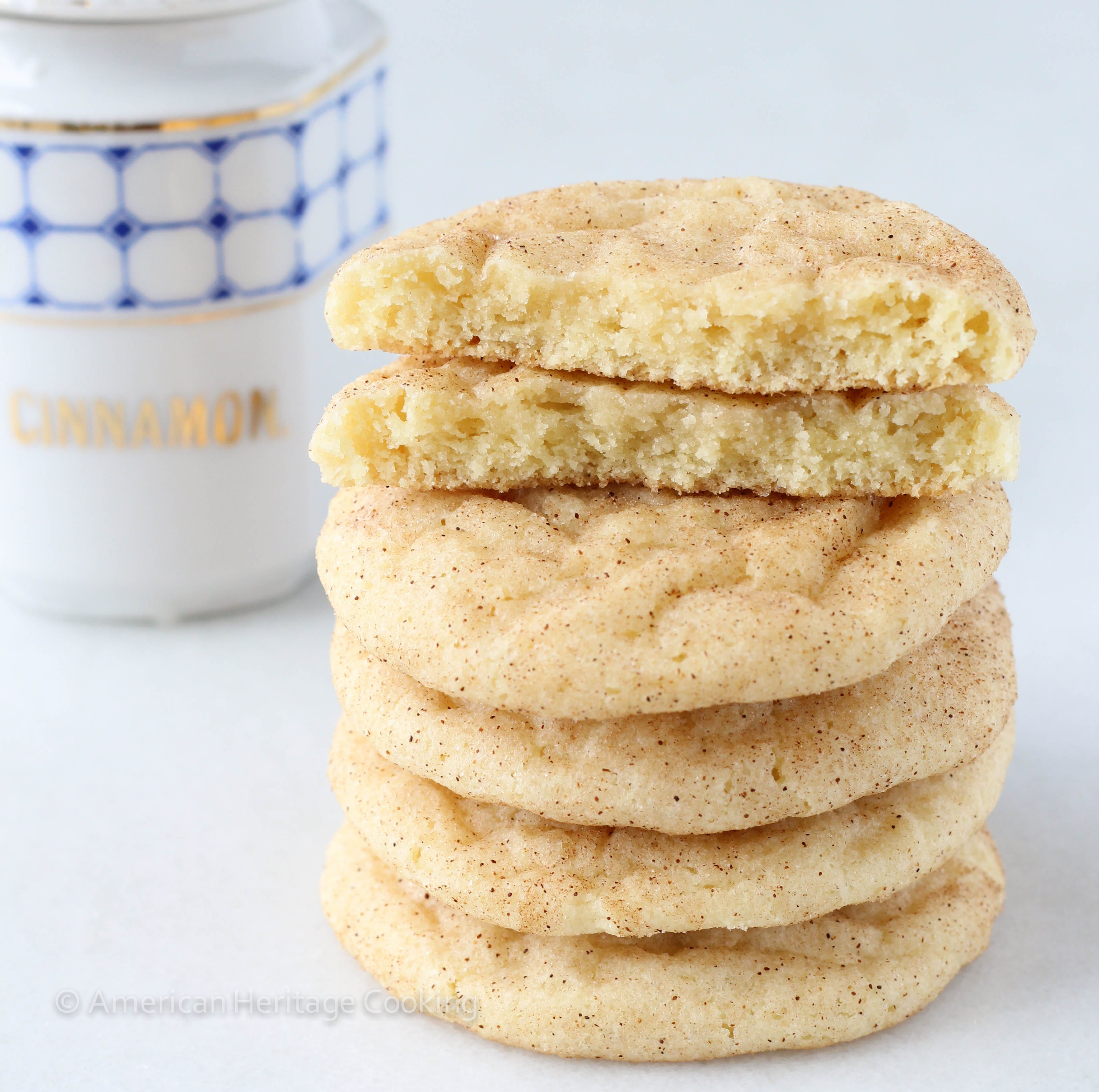 Snickerdoodles American Heritage Cooking - Better homes and gardens stand mixer