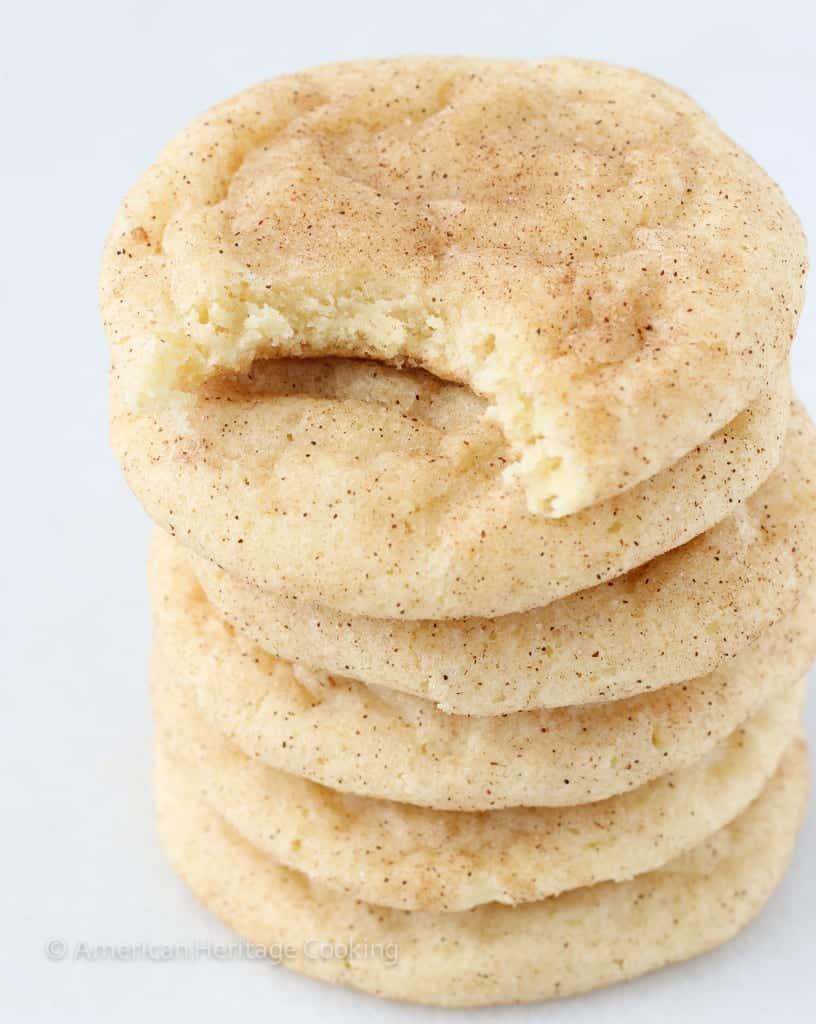 ... snickerdoodles maple snickerdoodles skinny whole wheat snickerdoodles
