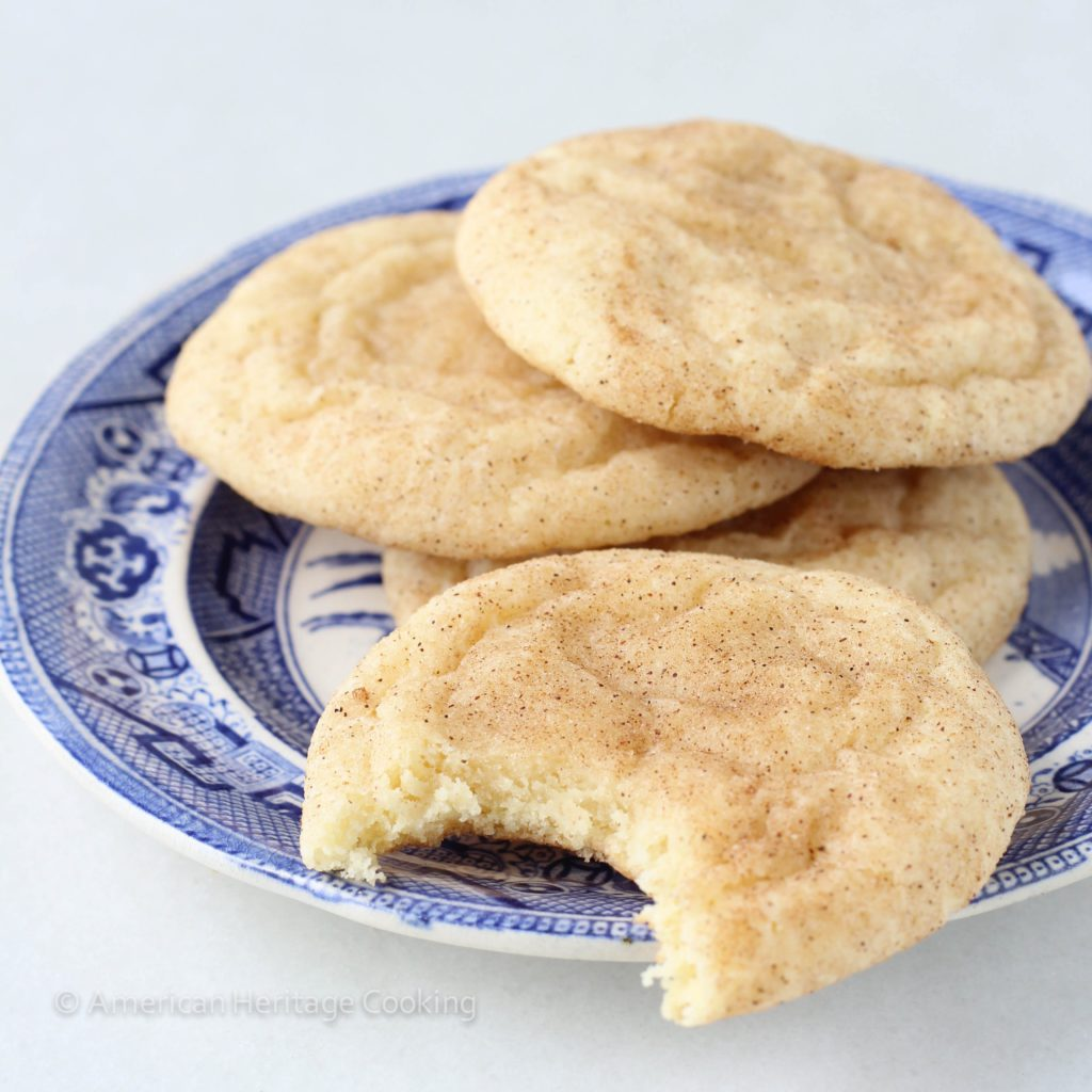 snickerdoodles are like sugar cookies sexier better dressed cousin yet somehow they dont get nearly enough attention the perfect snickerdoodle with - Better Homes And Gardens Archives