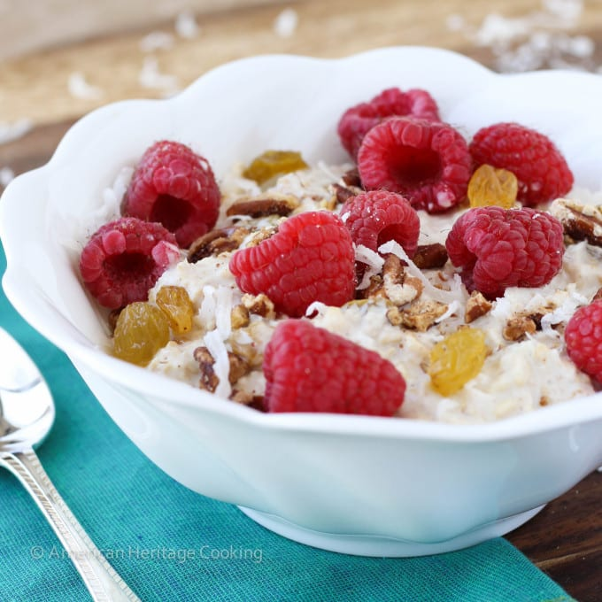 Bircher Muesli – The Original Overnight Oats!