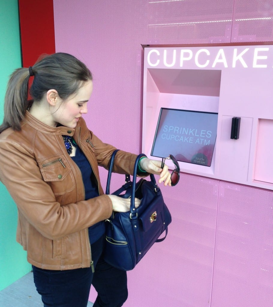 Sprinkles Cupcakes ATM Atlanta
