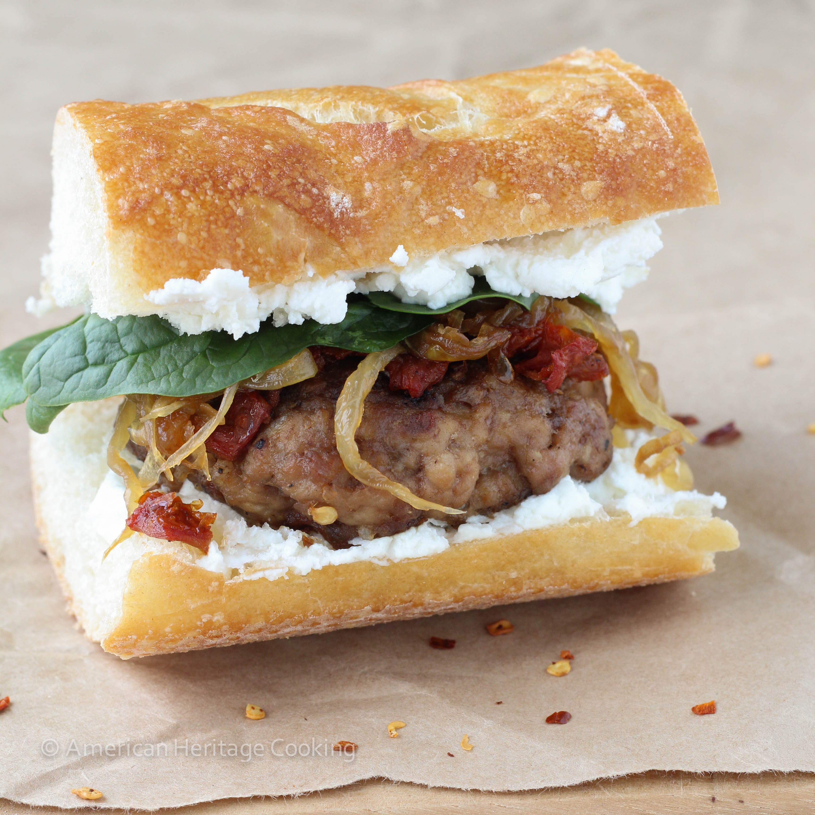 these gourmet turkey burgers are incredibly juicy with just the