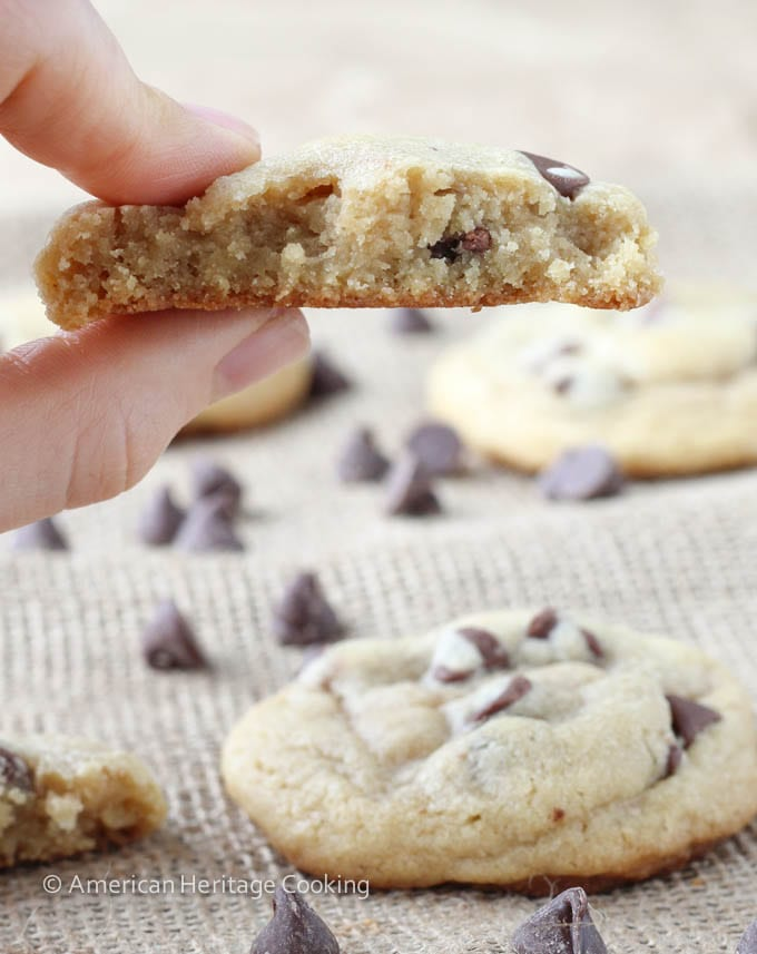 My Favorite Chewy Chocolate Chip Cookie
