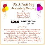 $250 Amazon Giveaway