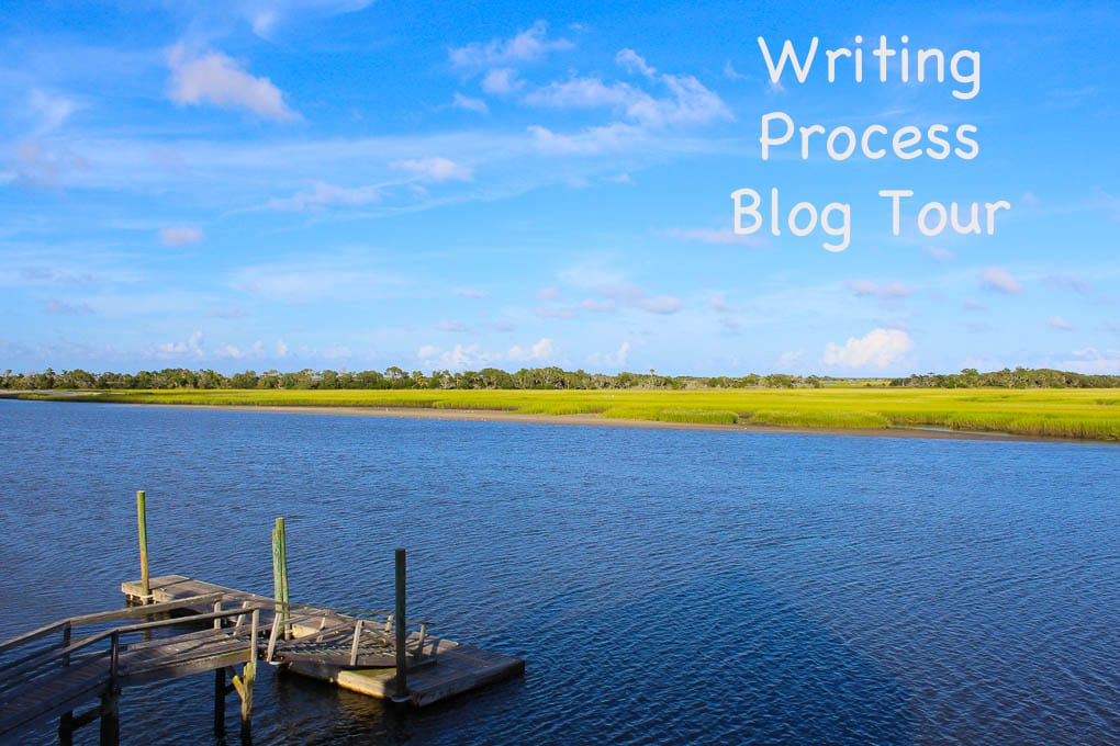 Writing Process Blog Tour