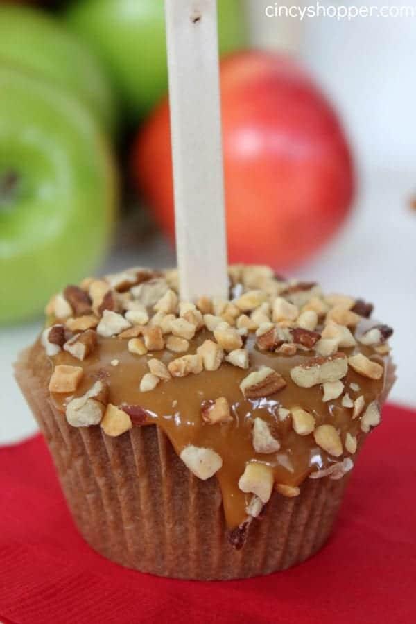 Cincy Shopper Caramel-Apple-Cupcakes