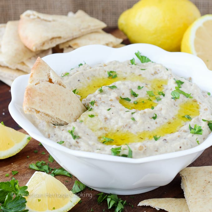 Baba Ganoush {And a Giveaway!}