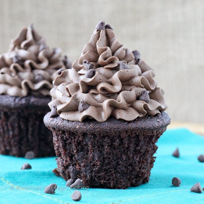 Death by Chocolate Cupcakes | 15 Decadent Chocolate Recipes