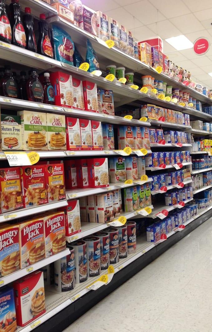 Target Quaker Photo 1