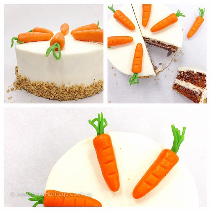 Culinary School Update Part 3 : Carrot Cake