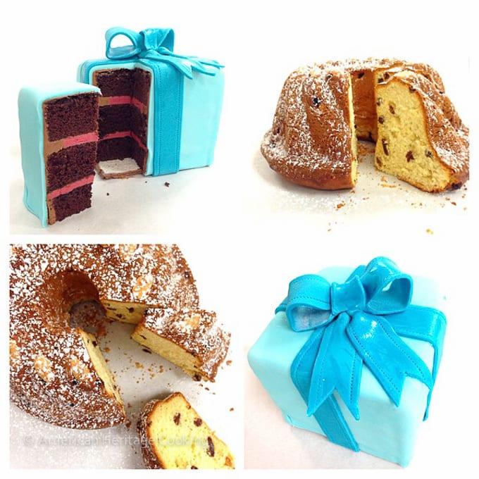 Culinary School Update Part 3 : Gift Box Cake & Kugelhophf