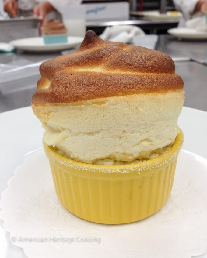 Culinary School Update 4 - Souffle