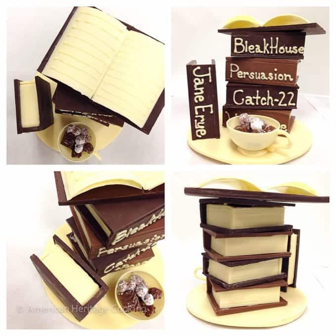 Culinary School Update 4 - Chocolate Candy Stand