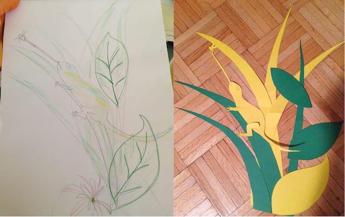Culinary School Update 4 - Pastillage Sketch