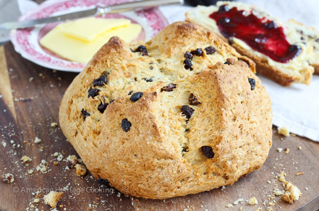 Irish Soda Bread Love Recipe — Dishmaps